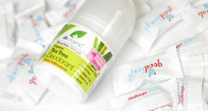 Dezodorant Drzewo Herbaciane