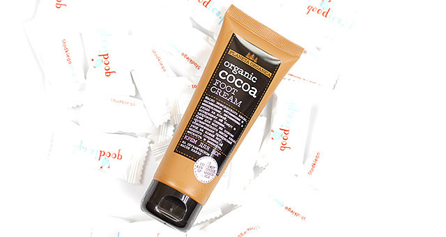 Kakaowy krem do stóp Planeta Organica